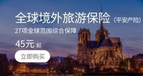 全球境外旅游保險